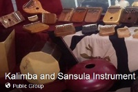 FIRST KALIMBA AND SANSULA LOVERS CONTEST