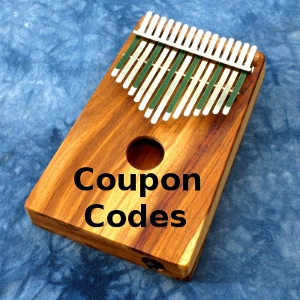 Coupon Codes for Kalimba Savings
