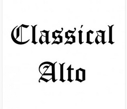 Classical Alto - classical music melodies for alto kalimba