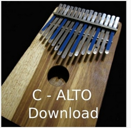 66 Songs for C-tuned Alto (Download)