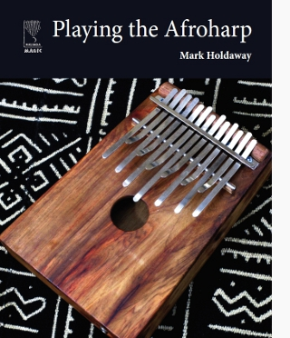 Playing the Afroharp