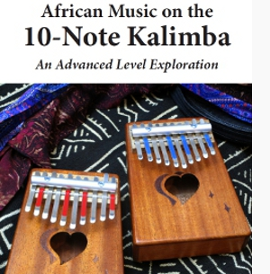 African Music on the Student 10 Kalimba