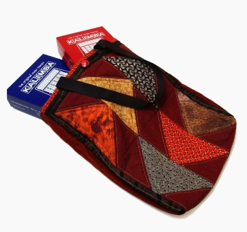 Quilted Bags for Kalimbas - Perfect for Christmas