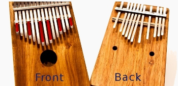 Free Tab for the Chromatic Kalimba: