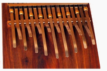 Free Tab for the Freygish Karimba -