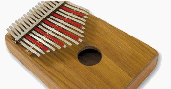 Free Tab for the Treble Kalimba -