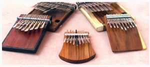 Article: Is it Kalimba, Karimba, or Mbira? Various traditional and non-traditional instruments
