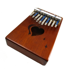 Get Your Heart-10 Kalimba Today