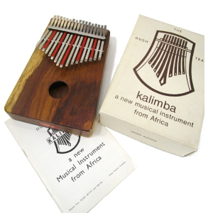 The Hugh Tracey Kalimba