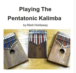 Playing the Pentatonic Kalimba (Book)