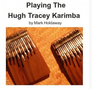 Playing the Hugh Tracey Karimba (Book)