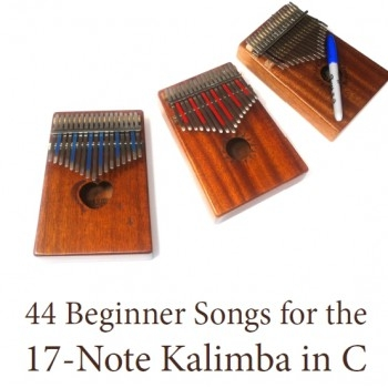 66 Songs for the 17-Note Kalimba in C