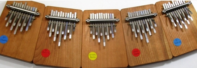 Cool Ethnic Tunings for the B11 Kalimba
