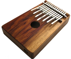 Alto-based 15-Note Karimba in F