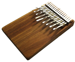 Hugh Tracey African-Tuned 17-Note Karimba (A-17)
