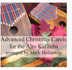 Download: Advanced Christmas Carols for the Alto Kalimba
