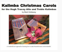 Christmas Carols for Alto and Treble Kalimbas
