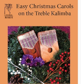 Easy Christmas Carols on the Treble Kalimba
