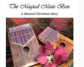The Magical Music Box - Story Book with CD