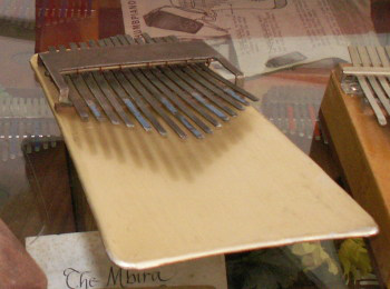 Hugh Tracey Made Over 100 Prototype Kalimbas to Finalize His Design