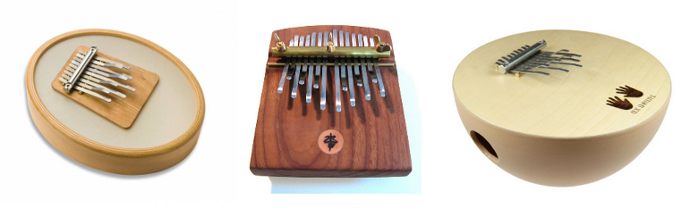 Other Kalimbas: Hokema Sansula, 2B 14-Note, and the Kalumbula