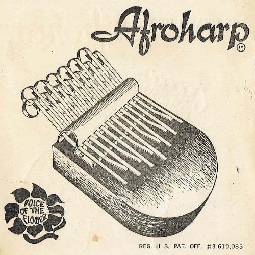 The Afroharp, a 1970 competitor from Chicago