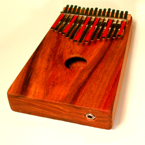 Electronic Pickups and Diversification of the Kalimba Catalog