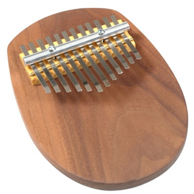 Plain Catania 12-Note Kalimba