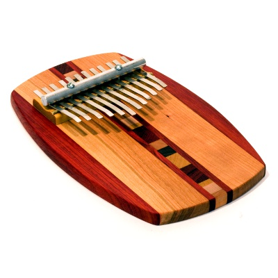 Decorative Catania 12-Note Kalimba