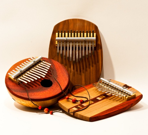 The Catania 12-Note Kalimba