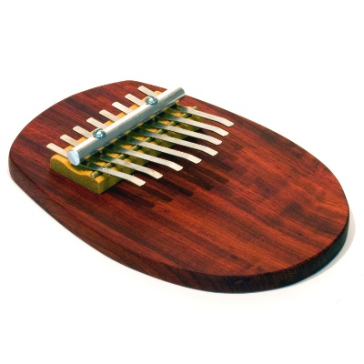 Catania 8-Note Board Kalimba