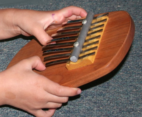 The 8-Note Kalimba
