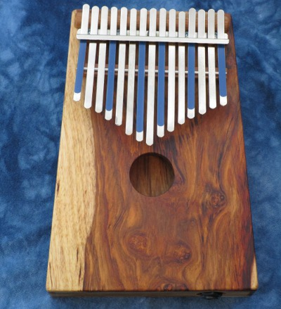 The Hugh Tracey Alto Kalimba