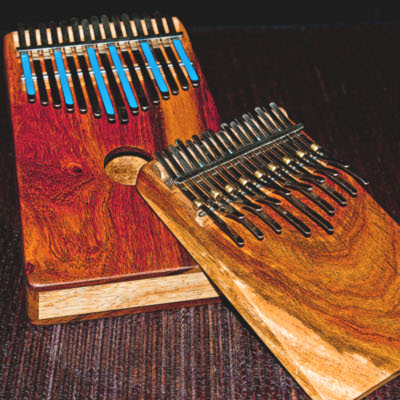 Alto Kalimba and the African-Tuned Karimba