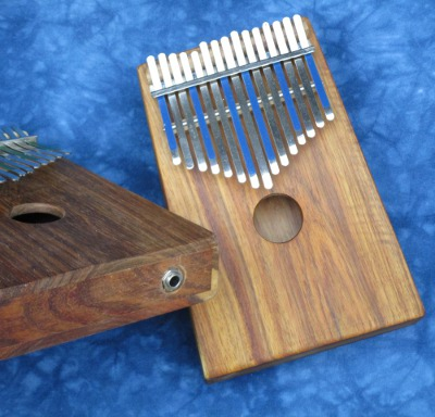 Hugh Tracey Alto Kalimba with Pickup