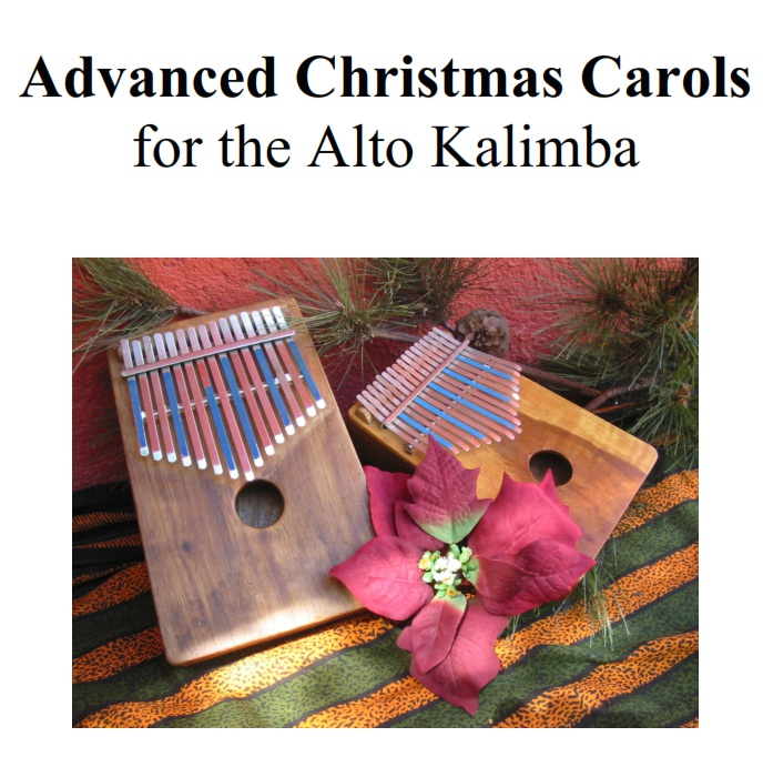 Adv. Christmas Carols for  Alto