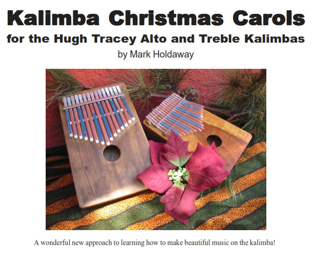 Kalimba Carols for Alto and Treble