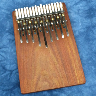 Hugh Tracey 17-Note African-Tuned Kalimba
