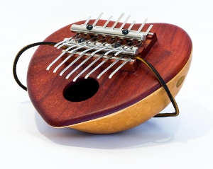 Goshen Double Bridge Kalimba