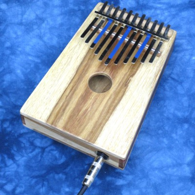 Hugh Tracey Box Pentatonic with Pickup