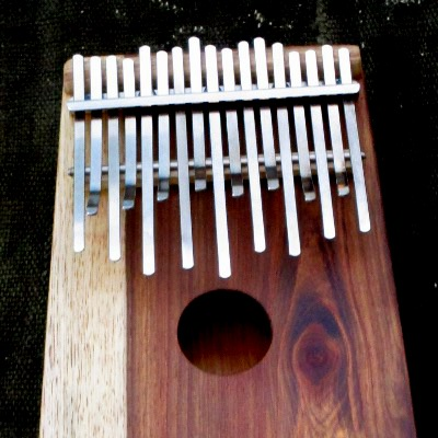 Box Lotus Karimba