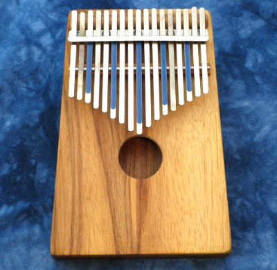 The 17-Note Treble Kalimba - the Original Hugh Tracey Kalimba