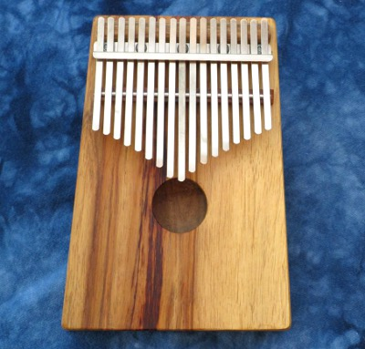 Unpainted Treble Kalimba