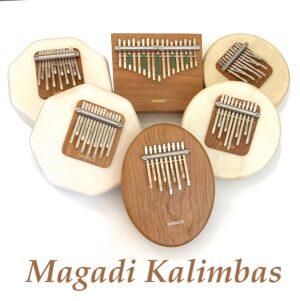 7 Magadi Kalimbas
